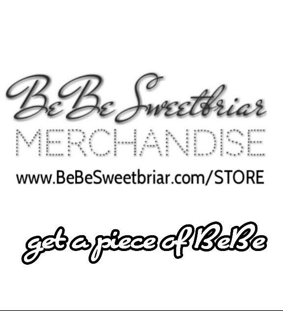 BeBe Sweetbriar Merchandise