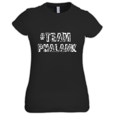 Team Phalanx Gritty Women's T-Shirt
