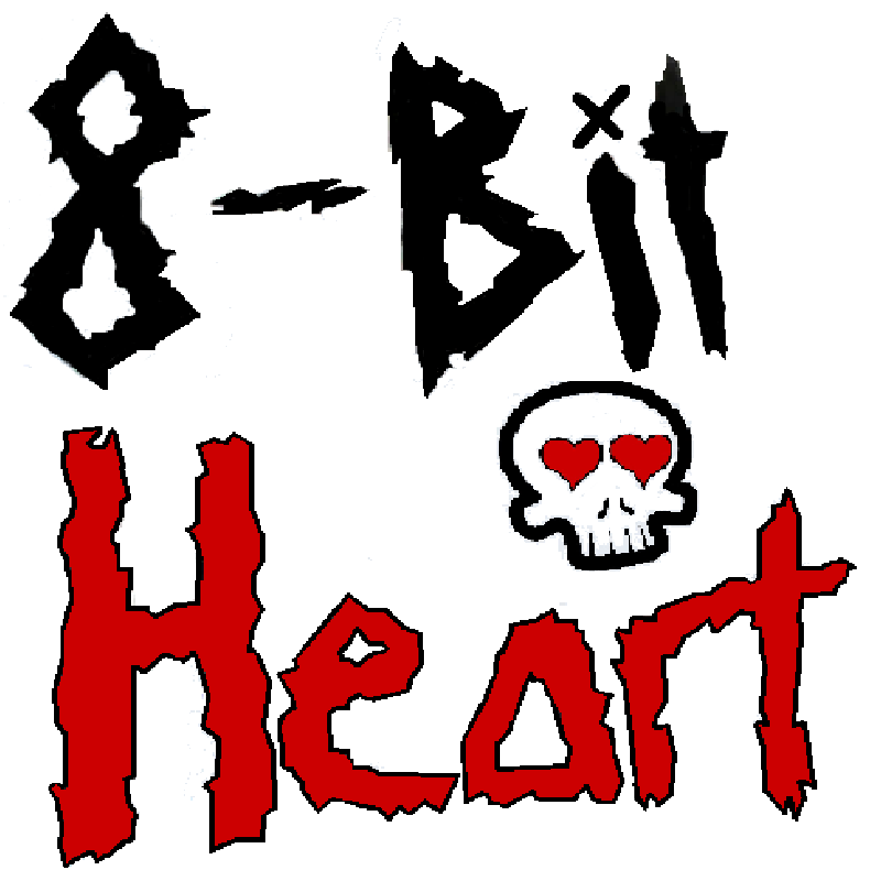 8-Bit Heart Merch