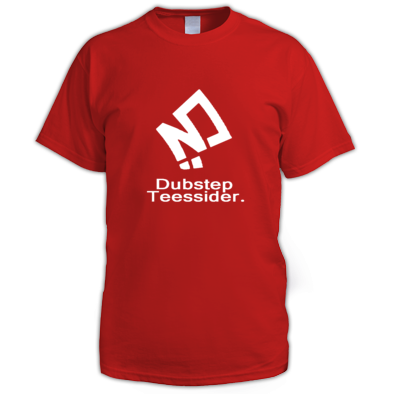 Dubstep Teessider Logo Tee