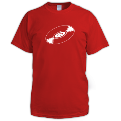 Disc T-shirt for him