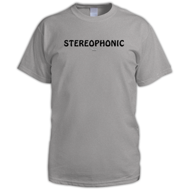 Stereophonic T-shirt for him