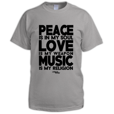 The Message T-shirt for him