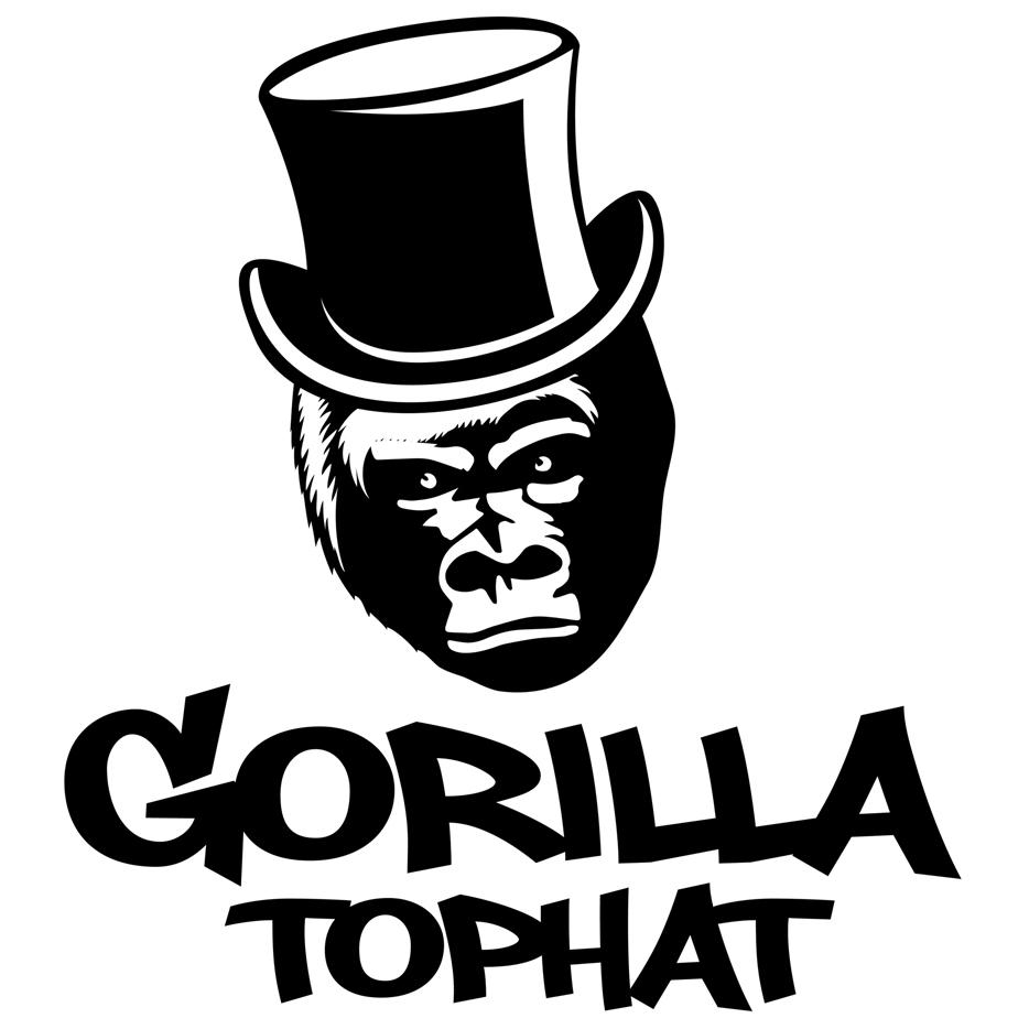 Gorilla Tophat Merchandise