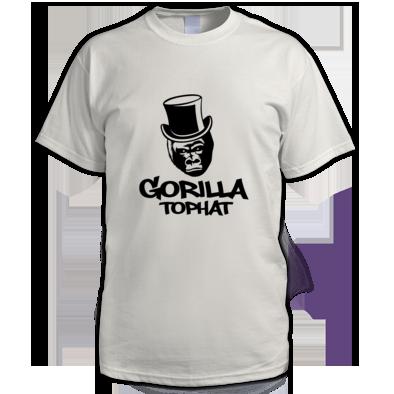 Gorilla Tophat T-Shirt