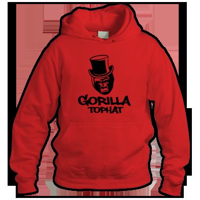 Gorilla Tophat Hoodie