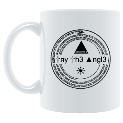 Try The Angle Mug