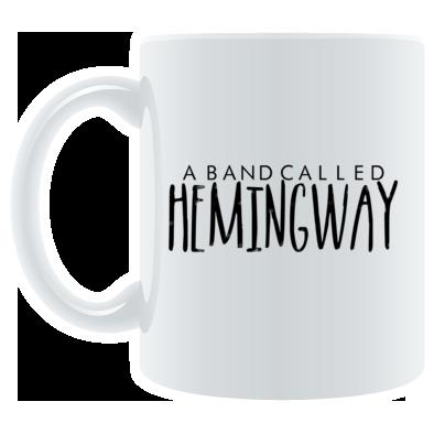 A Band Called Hemingway Mug