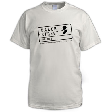 Baker Street T-Shirt Male