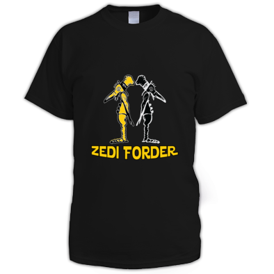 Zedi Twins Shirt (Male)