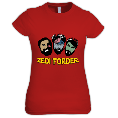 ZF faces shirt (Fem)