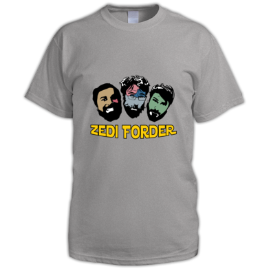 ZF faces shirt (Male)