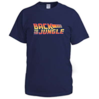 Back To The Jungle Tee
