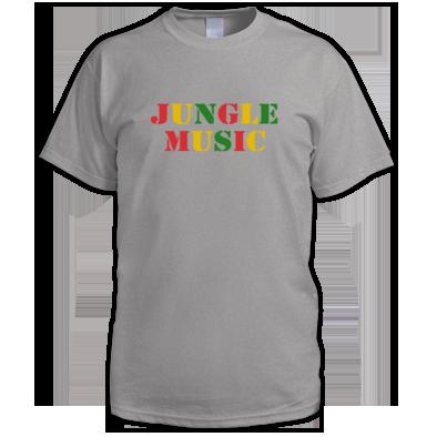 Jungle Music Tee