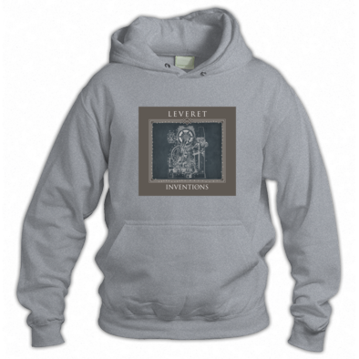 Inventions Hoodie