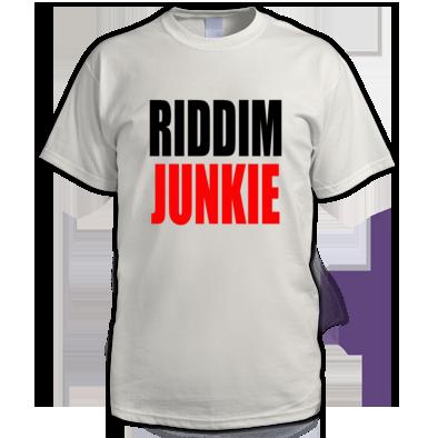 Mens Riddim Junkie Tshirt