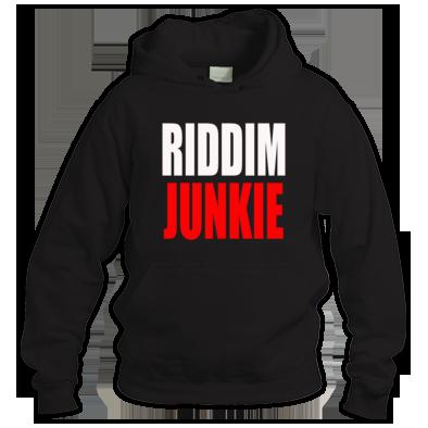 Unisex riddim junkie Hoodie