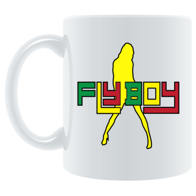 fly boy mug