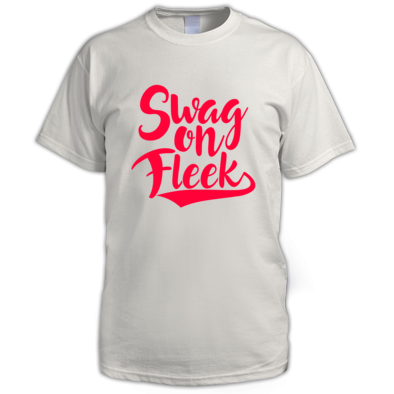men's swag on fleek tshirt