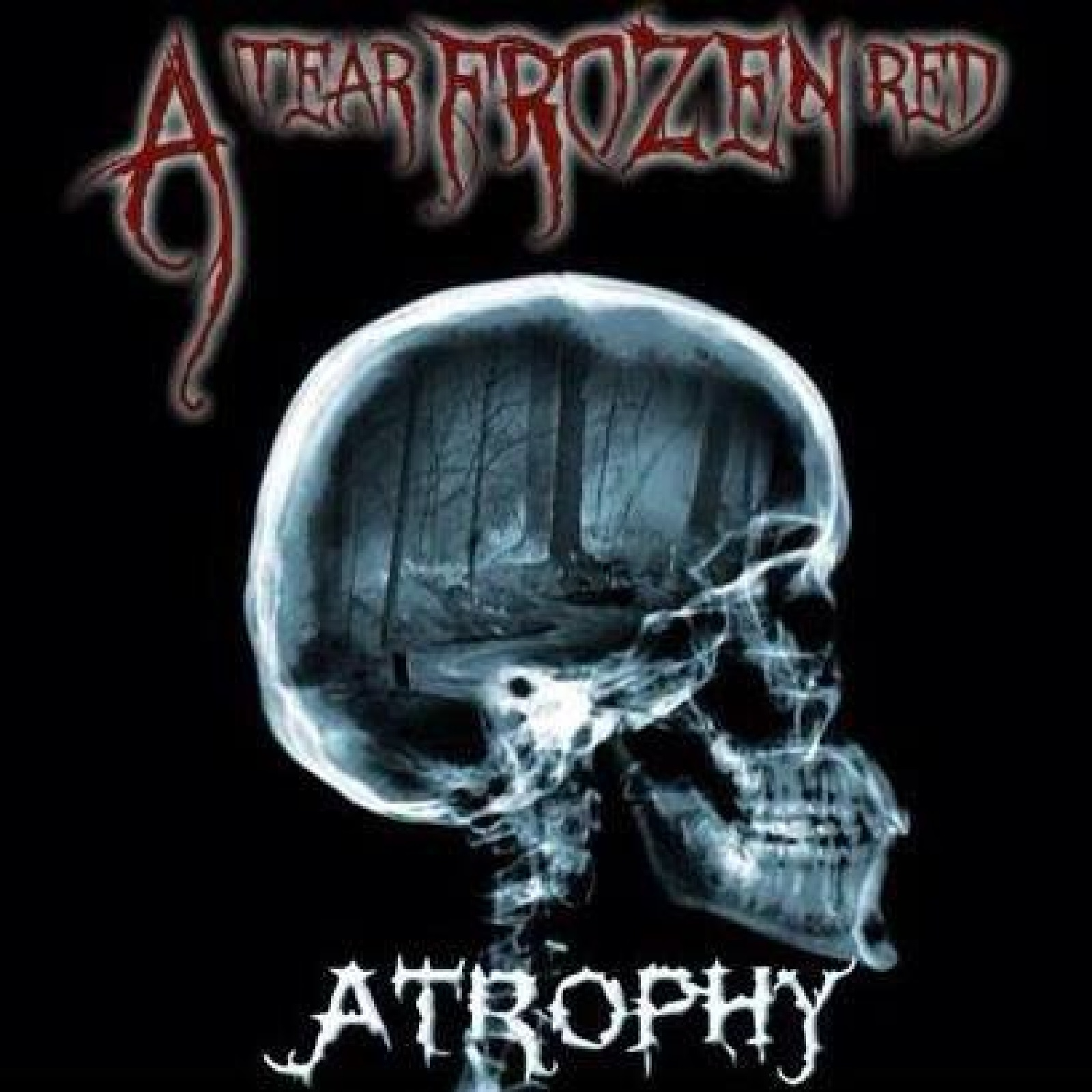 A Tear Frozen Red