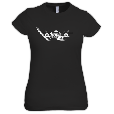 Official Jennie and the Jets Women's T-Shirt (Rugged)