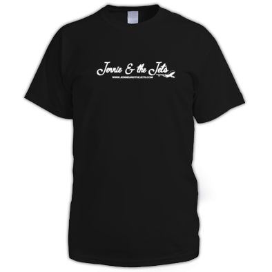 Jennie and the Jets Official Men's T-Shirt (Branded)