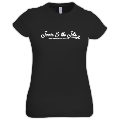 Jennie and the Jets Official Women's T-Shirt (Branded)