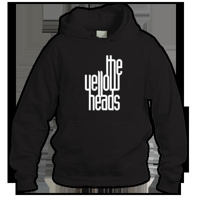 Hooded sweatshirt YellowHeads Logo