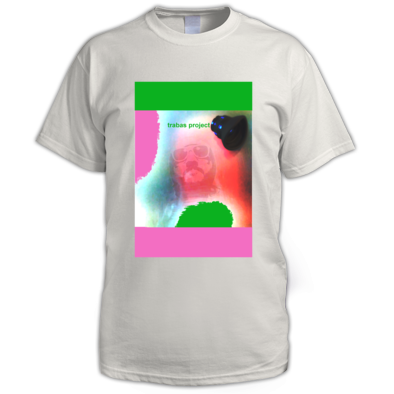 Expect Anything camiseta blanca Chico