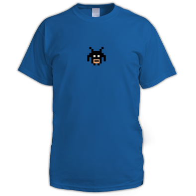 Bitman Face Standard T-Shirt