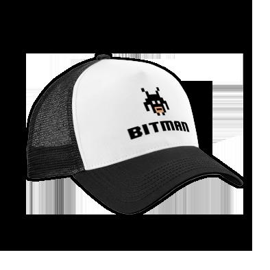 Bitman Logo Cap