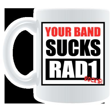 Your Band Sucks Mug