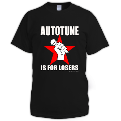 Autotune is for losers