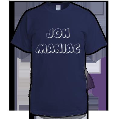 Jon Maniac´s Logo 1