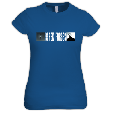 Derek Forbes -  Me/Gull T-Shirt (Women's Fit)