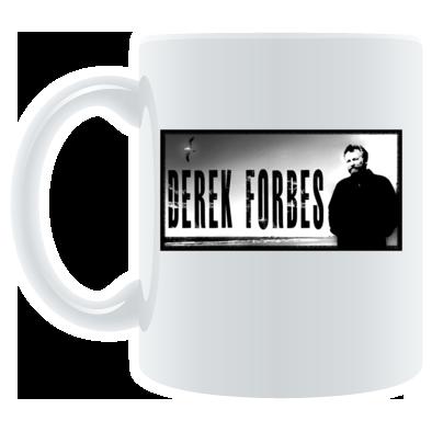 Derek Forbes Mug