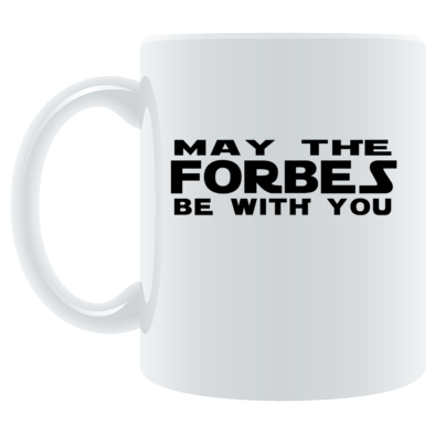Derek Forbes - May The Forbes ... Mug