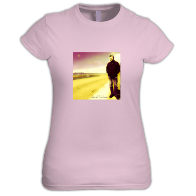 Derek Forbes - Limited Edition Echoes T-Shirt (Women's Fit)