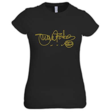 Derek Forbes Signature Shirt (Women's Fit)