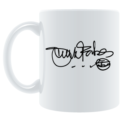 Derek Forbes Signature Mug