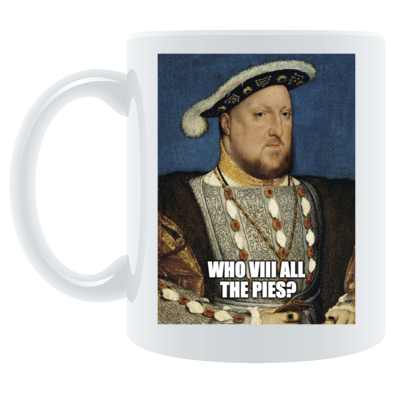 Who VIII all the pies?