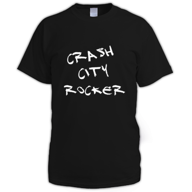 Crash City Rocker Shirt