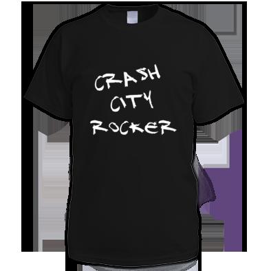 Crash City Rocker Shirt