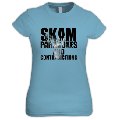 Paradoxes & Contradictions T-Shirt Women 2 (Limited Edition)