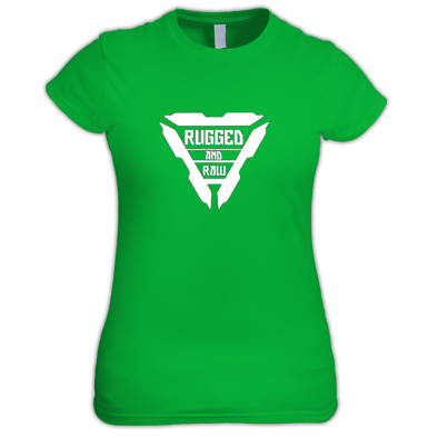 Rugged & Raw T-Shirt Women