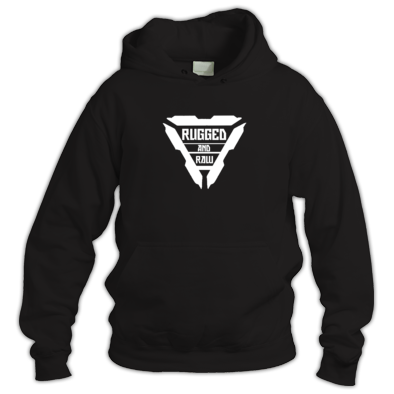 Rugged & Raw Hoodie (Limited Edition)