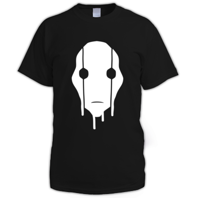 MASK - Black T - Big Print