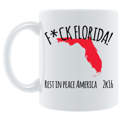 Fuck Florida Mug