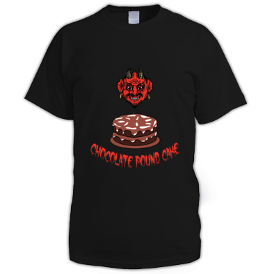 Chocolate Pound Cake Tee