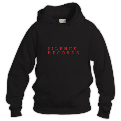 $ilence Records Hoodie